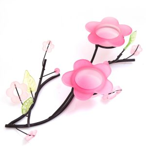 Flower Tealight Stand