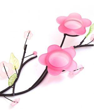 Flower Tealight Stand