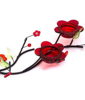 Flower Tealight Holder