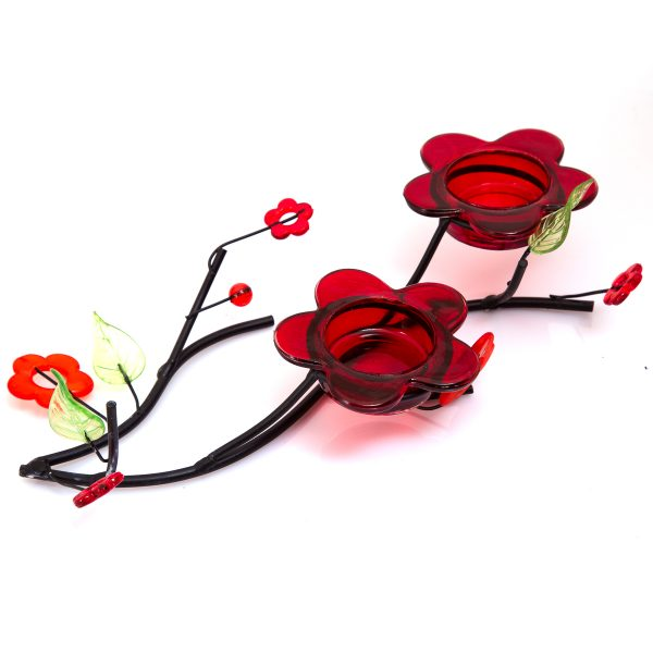 Flower Tealight Holder